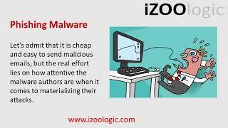 Phishing Malware - How and Where     iZOOlogic