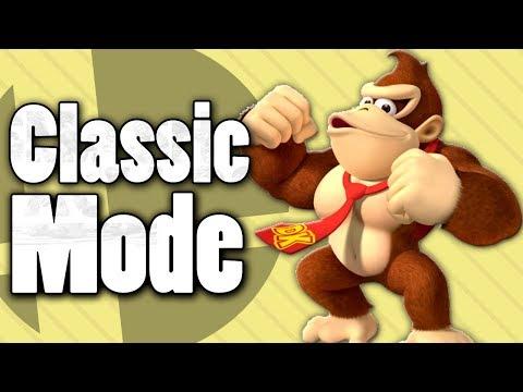 King of the Jungle, Donkey Kong! - Classic Mode (Super Smash Bros. Ultimate) thumbnail