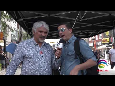 """South Asian Festival 2016 of Gerrard Street """"TAGTV Multicultural Roundup"""