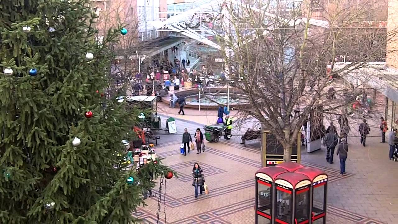 Coventry City Centre Youtube