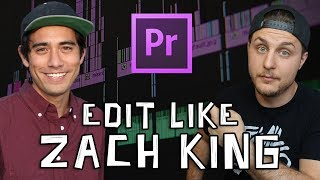 How To Edit Like Zach King