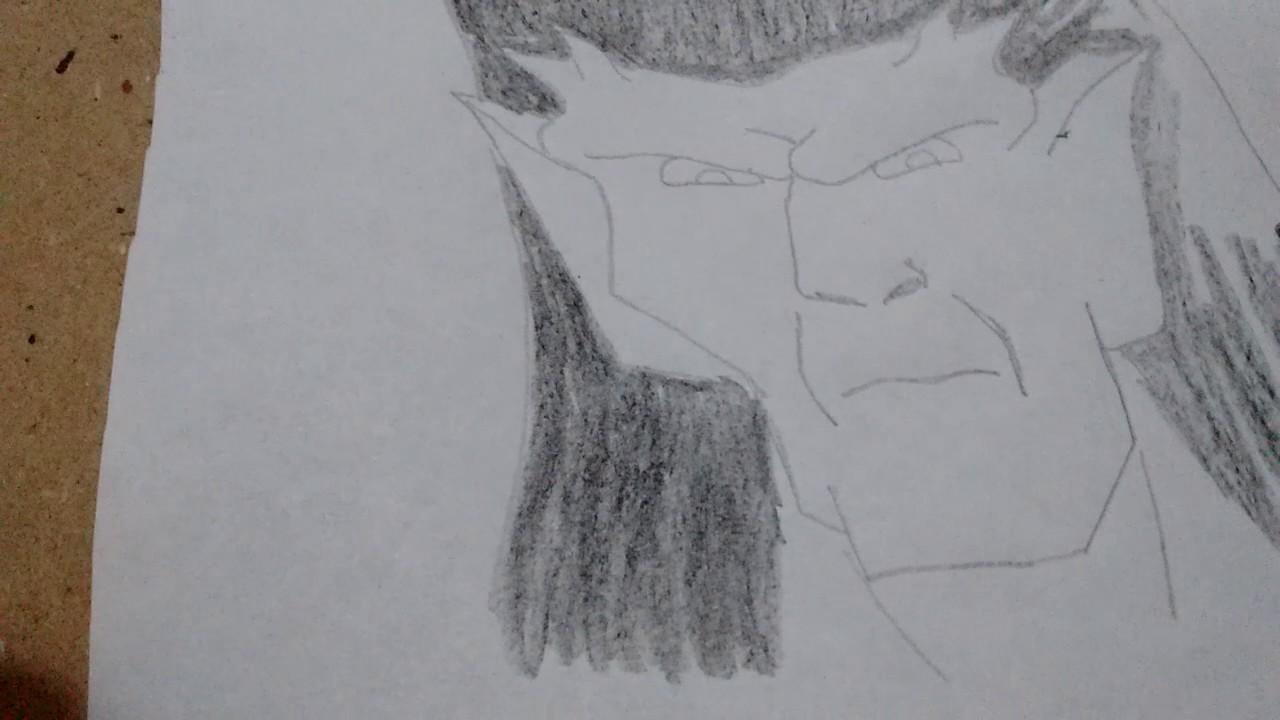 Como Dibujar A Goliath De Las Gargolashow To Draw Goliath Of Gargoyles