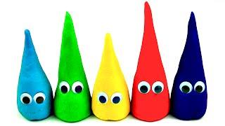 play doh surprise eggs mickey mouse sesame street lalaloopsy transformers spongebob toys fluffyjet