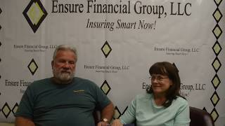 Ensure Financial Group Review - Life Insurance Policy Evaluation 12 2017