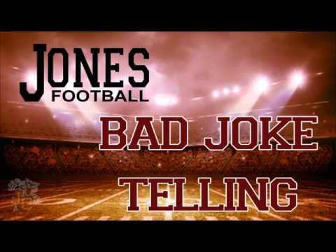 JCJC Football Bad Joke Telling - Jordan & Dee - YouTube