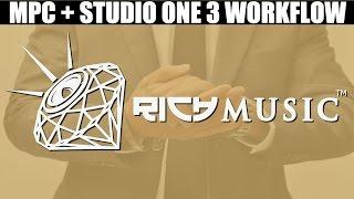 beat breakdown 36   mpc touch studio one 3 workflow