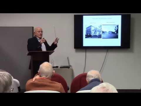8 Bells Lecture | Rodney Watterson: Naval Discipline at Portsmouth Prison