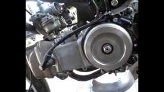 Costom Honda Grand Twin 250 cc From Indonesia