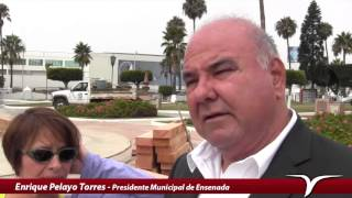 El monumento a Juan Rodríguez Cabrillo quedará en el Riviera