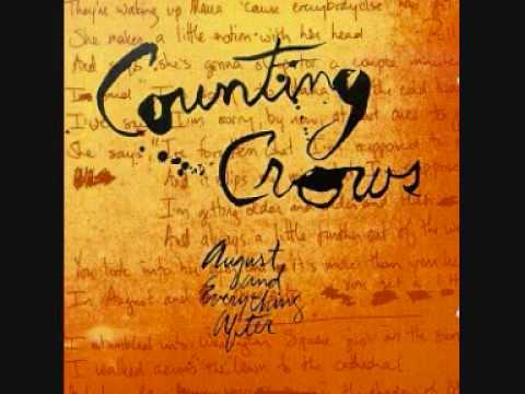 Counting Crows Raining in Baltimore