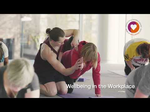 Year of Wellbeing legacy 2019 - Coventry and Warwickshire