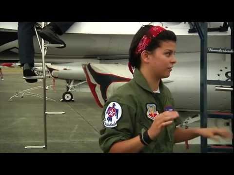 F16 thunderbird flight 4 funnydog tv for Bill engvall dork fish