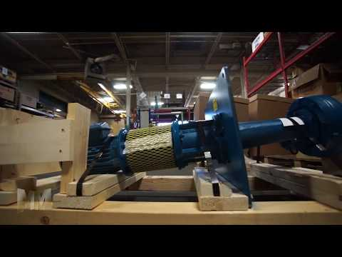 Municipal-Industrial Pumps | Michigan | Ohio - Kerr Pump
