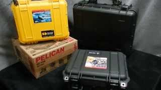 Pelican 1400 and Pelican 1550 Review/ Overview