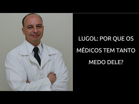 Lugol: Por Que os Médicos tem Medo Dele? Iodo é Perigoso?