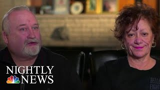 This Woman Was Considered Nearly Brain Dead. 4 Mon Later, She's A Medical Mira | NBC Nightly News