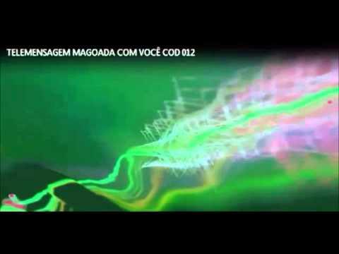 TELEMENSAGEM MAGOADA COM VOCÊ VOZ FEMININA COD 012