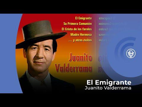 Juanito Valderrama - El Emigrante (con letra - lyrics video)