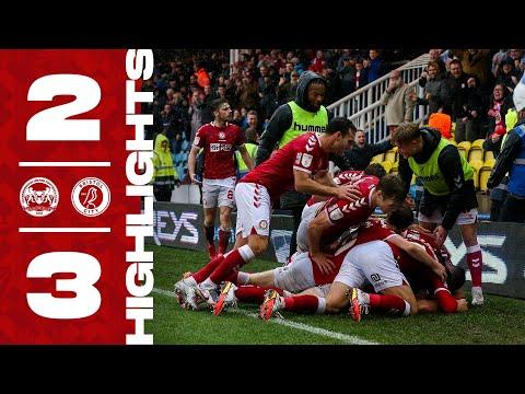 Peterborough Bristol City Goals And Highlights