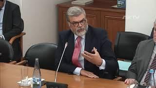 12-09-2018 | Audição do Ministro da Defesa Nacional Azeredo Lopes | Ascenso Simões
