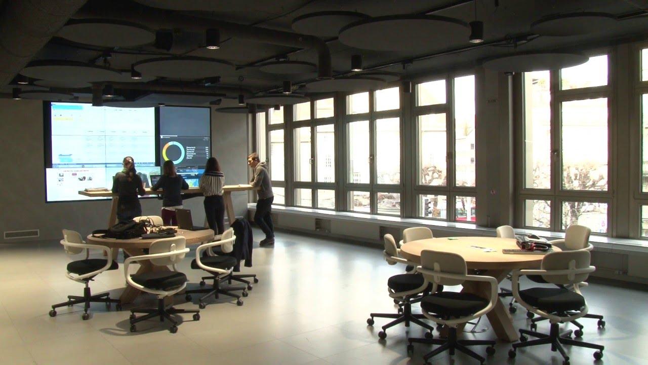 Neue arbeitswelt bei der mobiliar in bern youtube for Mobiliar v