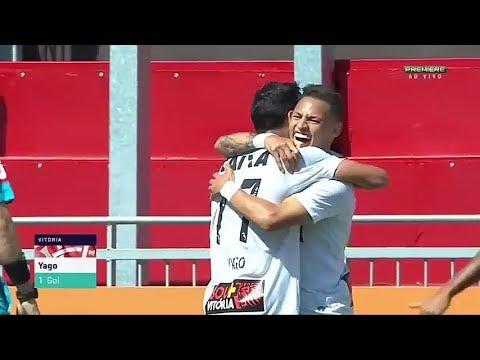 Flamengo 0 X 2 - Vitoria melhores momentos  Full HD