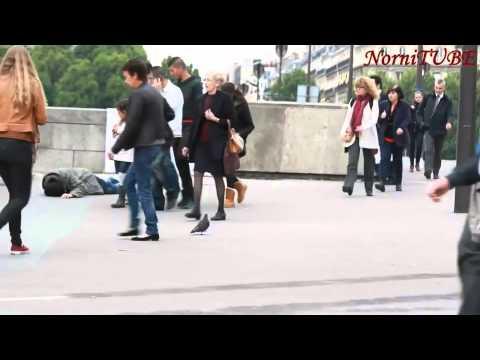 good samaritan - social experiment