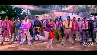 Hero Malayalam movie song allu arjun with ramba