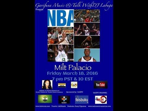 Garifuna Music and Talk With DJ Labuga Presents Milt Palacio