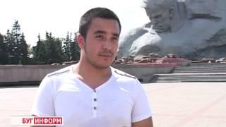 2013-08-07 г. Брест Телекомпания  'Буг-ТВ'. Беларусь для иностранцев