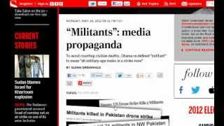 GGN: Drones to Work on Kill List, Puppet Regime Aid Terrorist in Bani Walid, West Done w/ S.Arabia?