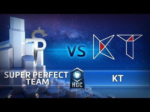 HGC CN - Phase 2 Week 9 - SPT vs KT - Game 1