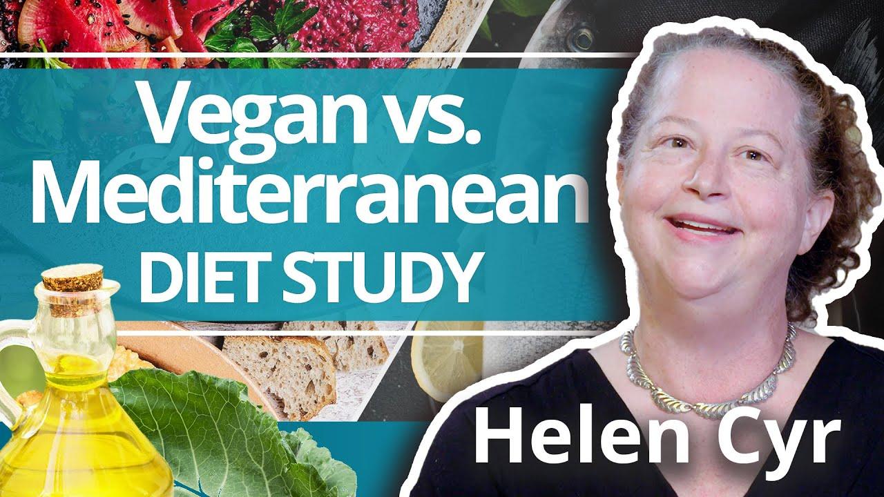 Vegan vs. Mediterranean: I Feel Better On Vegan Diet