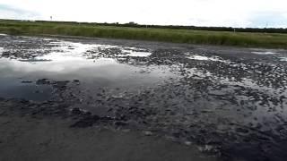 Гуселетово погода на соленом озере 6 июля 2013 года. Соль кристаликами. Романово Алтайский край.(, 2013-07-08T03:47:45.000Z)