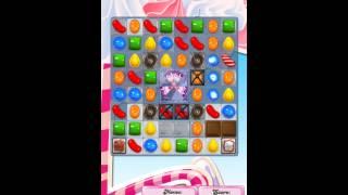 Candy Crush Saga Level 486 iPhone No Boosts