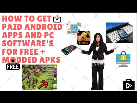 free paid android apps apk
