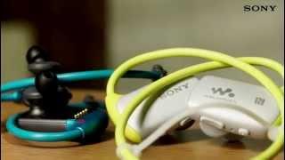 Wodoodporny odtwarzacz mp3 Sony Walkman WS-610