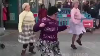 Я и мои подруги в старости Прикол (New2018)