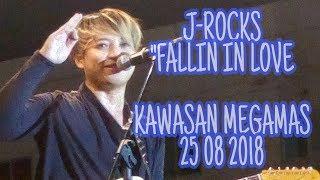 J-ROCKS - FALLIN IN LOVE (LIVE MANADO)