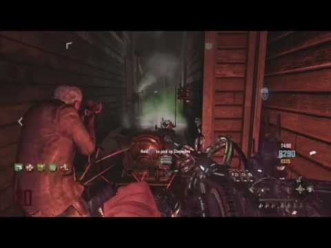 COD: Black Ops 2 Zombies on Buried with Friends!