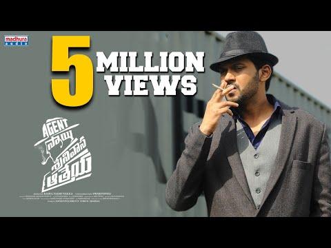 Agent Sai Srinivasa Athreya Theatrical Trailer | Naveen Polishetty | RahulYadavNakka | Swaroop RSJ