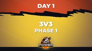 DBFZ Summit of Power Day 1: 3v3 Teams - Phase 1