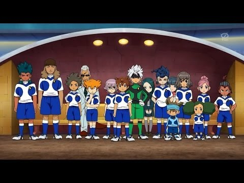 Inazuma eleven go galaxy earth eleven youtube - Inazuma eleven galaxy ...