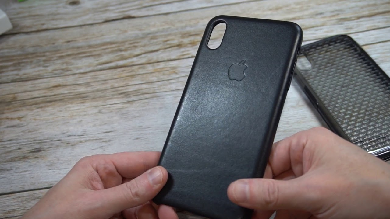 detailed look 7b468 ee528 OtterBox Vue Series Case for iPhone XR - Fog Black Apple Store Exclusive  Review