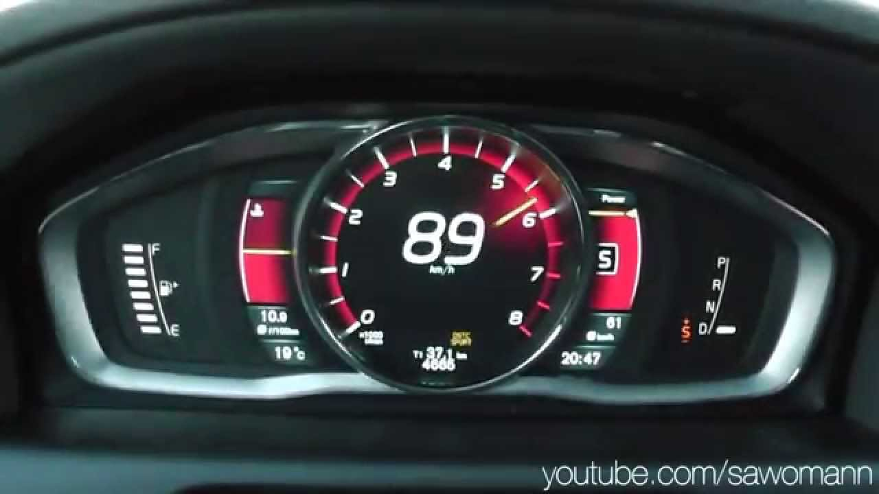 2014 Volvo Xc60 T6 Awd 304 Hp 0 H  U0026 0