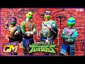 Rise Of The Teenage Mutant Ninja Turtles - Fun Kids Parody