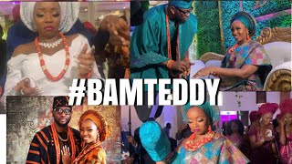 YOUR VIP PASS TO BAMTEDDY WEDDING with your FaveTVGirl