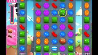candy crush saga level - 726  No Booster