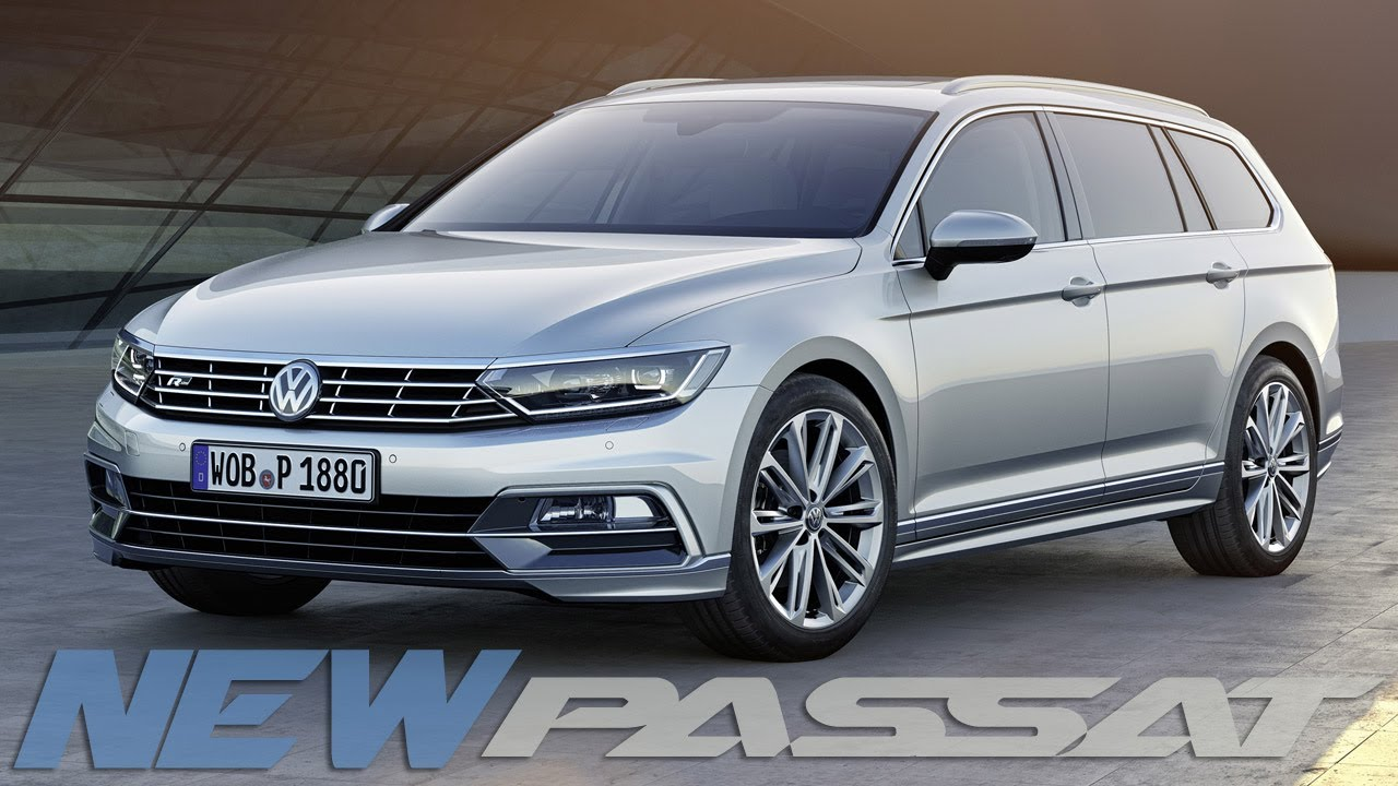Vw passat world