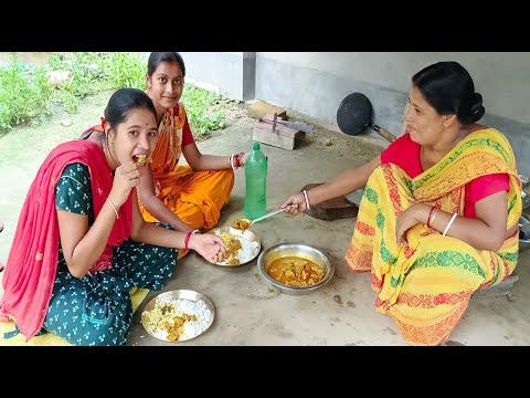 সোনালী মুরগী দিয়ে পুরোপুরি জমে গেল মধ্যাহ্নভোজ || Very Tasty Sonali Chicken Recipe